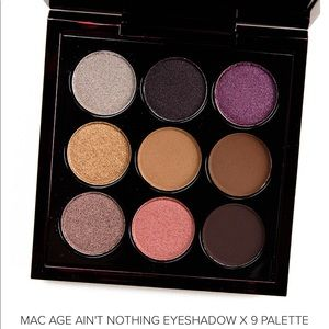 MAC Cosmetics Aaliyah Age Ain't Nothing Eyeshadow